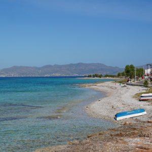 Beaches Agistri island