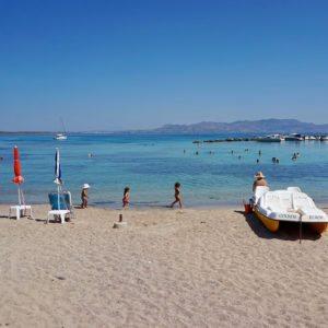 Beach Agistri island